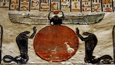 Sun Ancient Egypt: the value of a symbol