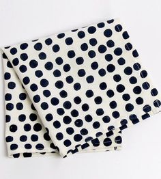 Painted Dot Napkin Set by Boutique Textiles on Scoutmob Shoppe