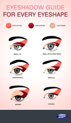Show off your beautiful eyes with the perfect shadow!
