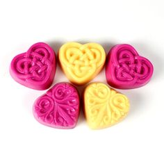 Guest 2 Hearts Mold | Bramble Berry® Soap Making Supplies