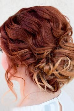 Romantic Updo-Hairstyles for Thin Hair picture 3
