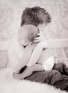 Big brother and baby brother photos Brother Photos, Sibling Photos, Newborn Pictures, Baby Pictures, Newborn Sibling Pictures, Family Pictures, Baby Boy Photos, Newborn Baby Photography, Children Photography