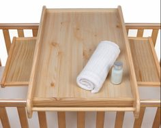 C11 Cot Top Changer - Natural