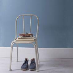 Pintura de pizarra color azul gulliver www.cuartocolor.es