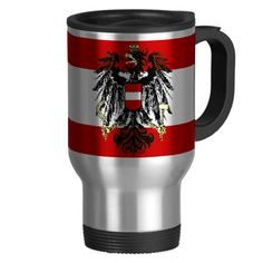 Austria Stainless Steel Travel Mug