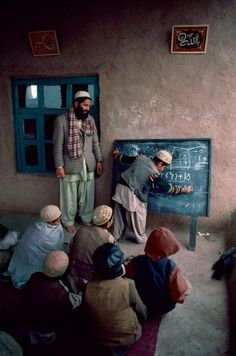 To Change the World  By Steve McCurry