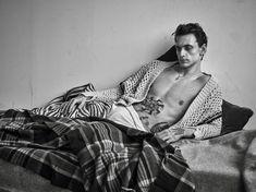 Sergei Polunin by Mario Sorrenti for Vogue Hommes Paris
