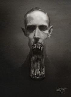 http://www.deviantart.com/art/H-P-Lovecraft-669133302