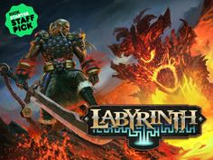 Play both adventurer and dungeon master in an immersive 3D world!