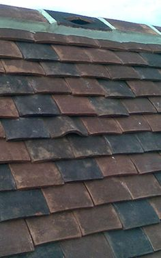 Tudor Roof Tiles Offer A Great Range Of Bat Access Products
