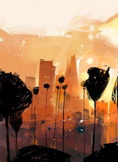 Patricio Betteo Light Study, Art Director, How Are You Feeling, Colours, Cartoon, Artwork, Fun, Inspiration, Painting
