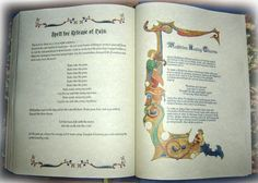 Pages from the Traditional Witchcraft Grimoire.  For the complete list of pages and more images, please click on the image.