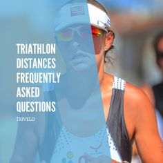 Guide to Triathlon distances frequently asked questions from super sprint triathlon to ironman. #triathlon #faq Super Sprint Triathlon, Ironman Triathlon, Triathlon Distances, Training Plan, Athlete, How To Plan, This Or That Questions