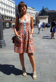 http://bolsilandia.blogspot.com.es/2012/09/vestido-dress-alondra-gotas-de-titis.html  Titis Clothing  Vestidos