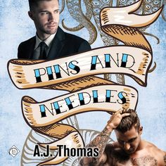 Pins and Needles (Audio Review) | Gay Book Reviews – M/M Book Reviews