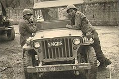 Members of the 442nd Regimental Combat Team, 232nd Combat Engineer Company