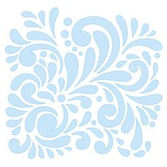 This beautiful reusable Laser food grade plastic Cut Stencil is ideal for your crafts works. Plastic, laser cut and non-toxic.The stencil is for Cake decorating. Polish your works, make them vivid and more beautiful. Stencil Patterns, Stencil Designs, Quilt Patterns, Air Brush Painting, Fabric Painting, Cake Stencil, Bird Stencil, Damask Stencil, Laser Cut Stencils