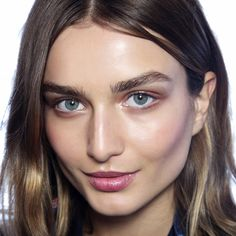 Meet Non-touring: The Perfect Makeup Trend for Summer via @ByrdieBeauty