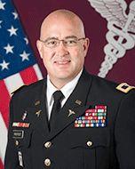 COL (Dr.) David E. Ristedt, Commander, Eisenhower Army Medical Center, July 13, 2017.