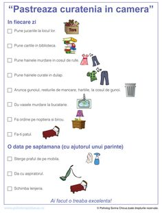 Assigning age appropriate-chores and providing a regular allowance can instill responsibility and accountability in children. Find good chores for kids and set up an allowance system that keeps them helping around the house. Cleaning Checklist, Cleaning Hacks, Kids And Parenting, Parenting Hacks, Responsibility Chart, Age Appropriate Chores, Chores For Kids, Home Schooling, Kids Education