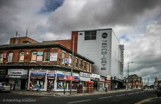 """Former ABC Blackpool Theatres Trust: """"Built as a large ballroom/music hall called the Empire with a flat floor and gallery around three side. Old Pictures, Old Photos, Behind The Screen, Chief Architect, Blackpool, Theatres, Lamp Sets, United Kingdom, Past"""