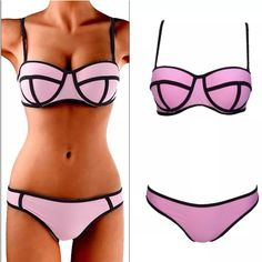 🎉END OF SUMMER SALE🎉Pink Bikini brand new!.. Swim Bikinis