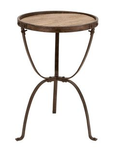 Side table, could be a bedside table also.