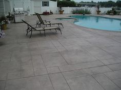 nice color Image detail for -Stamped Concrete NJ Steps, Walks, Walkways Photo Gallery Stamped Concrete Colors, Garden Spells, Concrete Pool, Colour Images, Photo Galleries, Backyard, Exterior, Nice, Gallery