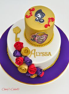 Cherry's Cakes: Ever After High