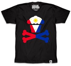 Philippines Crossbones