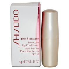 The Skincare Protective Lip Conditioner by Shiseido for Unisex - oz Lip Conditioner, Size: One size, NO COLOR Lip Conditioner, Shiseido, Skincare, Walmart, Lips, Unisex, How To Make, Color, Products