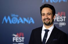 Lin-Manuel Miranda on Being an Artist in the Age of Trump