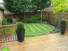 garden landscaping ideas for small gardens in x 375 63 kb jpeg x Designs For Small Gardens Backyard Landscaping Back Gardens, Small Gardens, Outdoor Gardens, Raised Gardens, Garden Shrubs, Garden Fencing, Diy Garden, Garden Boxes, Garden Landscape Design