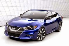2016 Nissan Maxima first look | What's Latest..?