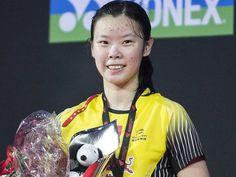 2015 Denmark Open Title of Badminton goes to China's Xuerui Li - http://www.sharegk.com/curent-affairs/2015-denmark-open-title-of-badminton-goes-to-chinas-xuerui-li/ #gk #GeneralKnowledge #Quiz #Awareness #InterviewQuestion  #EntranceExam #OnlineTest #Aptitude #BankExam #GovtExam