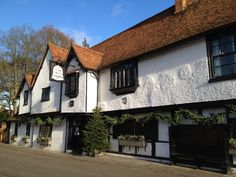 The Olde Bell in Hurley