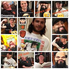 San Francisco Giants Snap Chat fun created by Kimberlydyan
