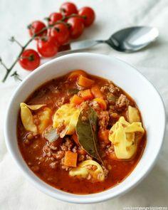 Hver gang vi spiser: Fyldig tortellinisuppe med linser og rotgrønnsaker