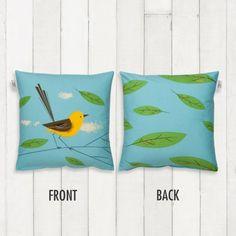 Wagtail Cushion