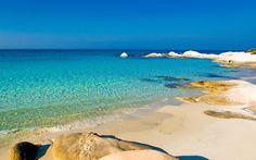 Macedonia Greece Halkidiki second peninsula portokali beach Most Beautiful Beaches, Beautiful Places, Travel Around The World, Around The Worlds, Halkidiki Greece, Delos Greece, Macedonia Greece, Places In Greece, Thessaloniki