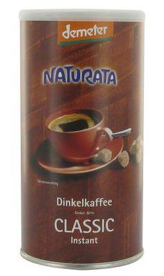 Dinkelkaffee instant aus Bio Anbau
