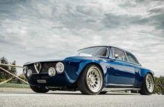 Totem GT Electric, la Giulia GT électrique de 500 chevaux en photos
