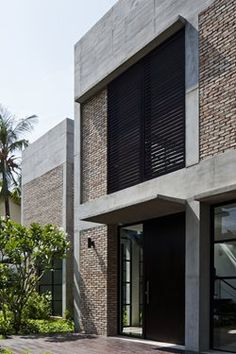 Thao Dien House #2, Ho Chi Minh City, 2014 - MM ++ ARCHITECTS