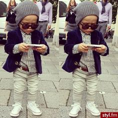 I would love to have a baby brother and get to dress him