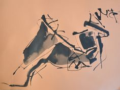 Josee Prudhomme - abstract calligraphy - www.joseeprudhomme.com