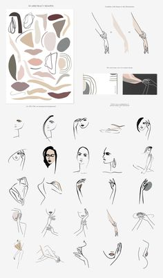 Inkling is my new elegant graphic collection of linear and ink illustrations. Ink Illustrations, Graphic Illustration, Disney Cartoons, Tiger Pattern, Ink Studio, Tattoo Studio, Inked Magazine, Abstract Shapes, Grafik Design