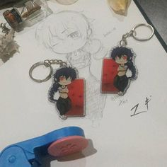 Check out this item in my Etsy shop https://www.etsy.com/sg-en/listing/546983667/judal-keychain-magi