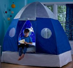 Gift idea: Galactic Bed Tent