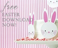 free Easter bunnies & more