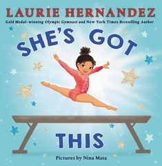 Even Olympians have to start somewhere. And in this charming illustrated book, Laurie Hernandez tells the story of Zoe, a little girl who dreams of flying--and becoming a gymnast. When Zoe sees a gymnast on TV, she realizes that gymnastics is just like flying. But when she first goes to class and falls off the balance beam, she discovers that following her dreams is harder and scarier than she thought. Through this heartwarming and inspirational story, featuring vibrant art from Nina Mata, Lauri